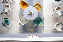 Tisch Bruckner's im Brucknerhaus Linz